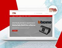 Elettrica Morlacco S.p.A. | Web Design & Development