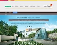 Website - Sterling Villa Grande
