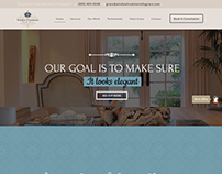 Window Treatments By Grace | Web Design