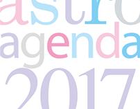 astro agenda iOS & android アプリ