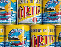 Ortiz Vintage Collection