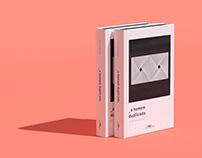 O Homem Duplicado - José Saramago / Redesign