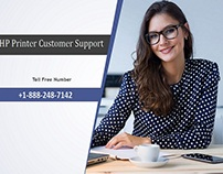 HP Printer Customer Support 1-888-248-7142
