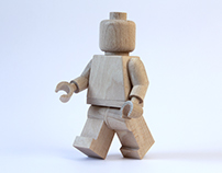 WOODEN ART TOY - Edition 2016