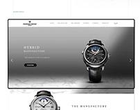 Frédérique Constant MENA Website