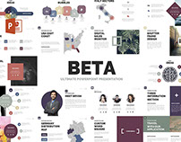 Beta | Powerpoint PresentationTemplate