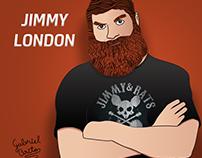 Ilustração - Jimmy London