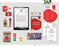 corporate identity - We Think Healthy