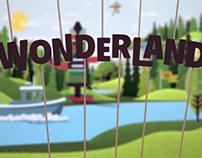Wonderland Announcement Video