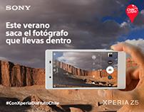Sony Xperia   ConXperiaDisfrutoChile