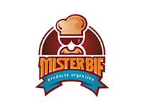 MISTERBIF. Brand Identity.