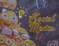 Prime Press (Social media)