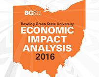 BGSU Economic Impact Analysis Graphics
