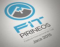 Propuestas de Imagen corporativa FIT Pirineos Jaca'15
