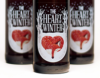 The Heart of Winter - Ava's Red Ale