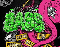 HollyBass @ Clash Club