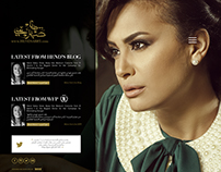 Hend Sabry's Official Website