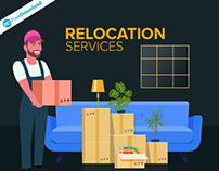 Relocation Services Banner PSD