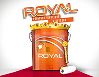 ROYAL PAINT MARKETING OPS