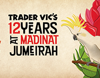 Trader Vic's 12 years at Madinat Jumeirah