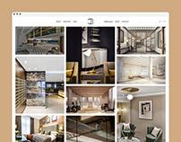 33 Interiors – Website Design