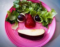 Arte con le verdure
