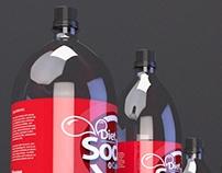 Generic 3D Bottles