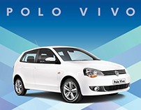 Volkswagen Polo Vivo Website Update