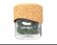 Cucumber jar