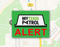 MyTeksi Patrol, Find Our Children