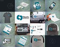 Quartz Maintenance branding project