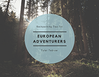 Backpacking Tips for European Adventurers