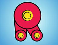 Practising Logo Design - Drawing to Digitize