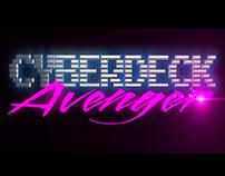 Cyberdeck Avenger Logo Animation