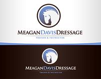 Meagan Davis Dressage / Brand