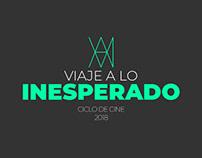 VAI, Viaje a lo Inesperado, Branding.