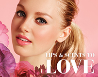 LIP & FRAGRANCE CAMPAIGN 2015: SHOPPERS DRUG MART