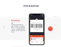 HUI HUA App Design