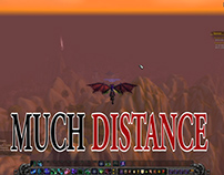 Demon Hunter - Fel Rush/Glide