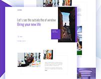 Eyelet Creative Landing Page Design -2