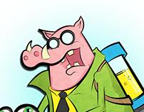 Pig Scientist