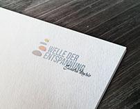 Welle Der Entspannung - Logo Design