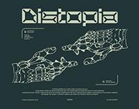 DISTOPIA typeface