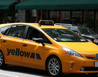 SF Yellow Cab Co-op Re Brand