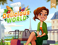 Delicious World - Season 1