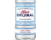 Kaz Orijinal Sparkling Mineral Water (Version 2)