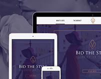 Bid The Style - webdesign