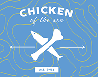 Chicken of the Sea Rebrand