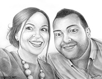 Portraits commissions from 2015