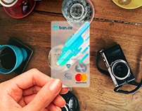 Banking - Cards design